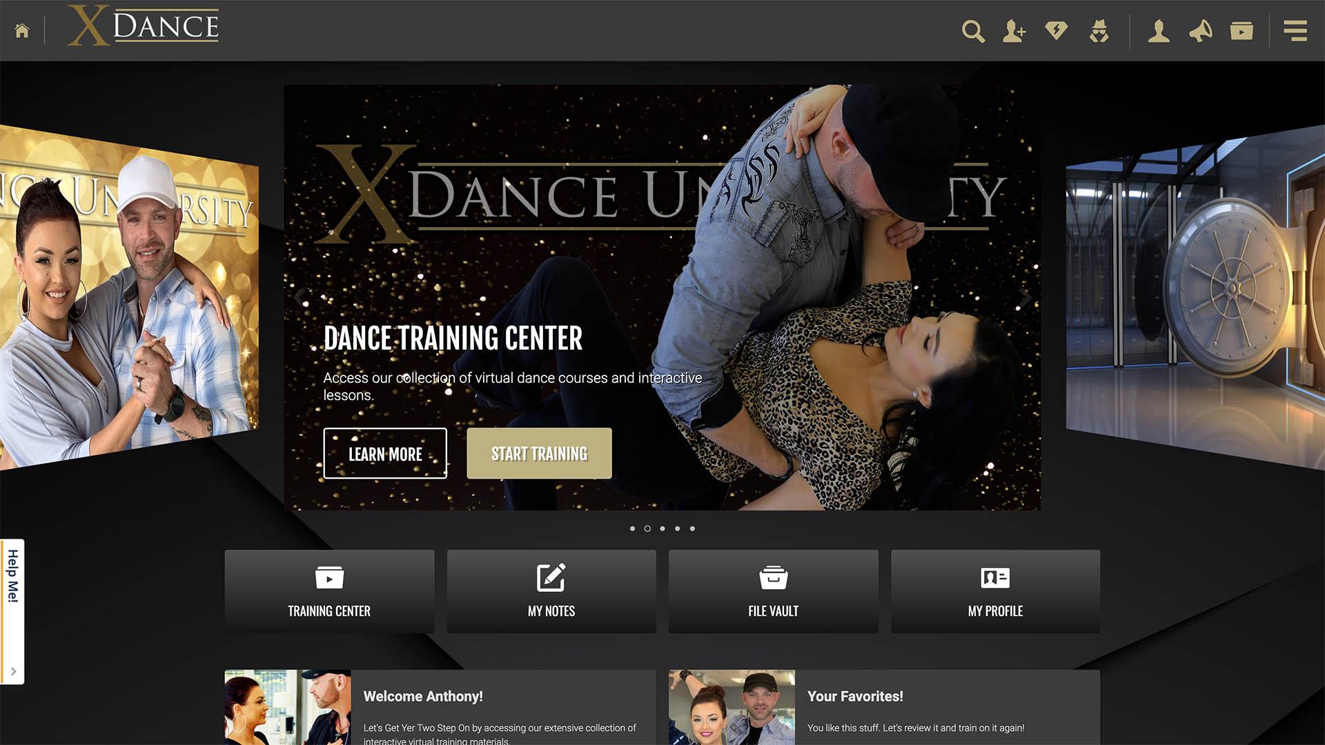 X Dance Tour